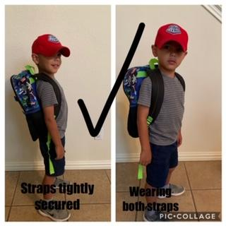 Proper Fit & a Few Tips for Backpack Wear - Physical Therapy